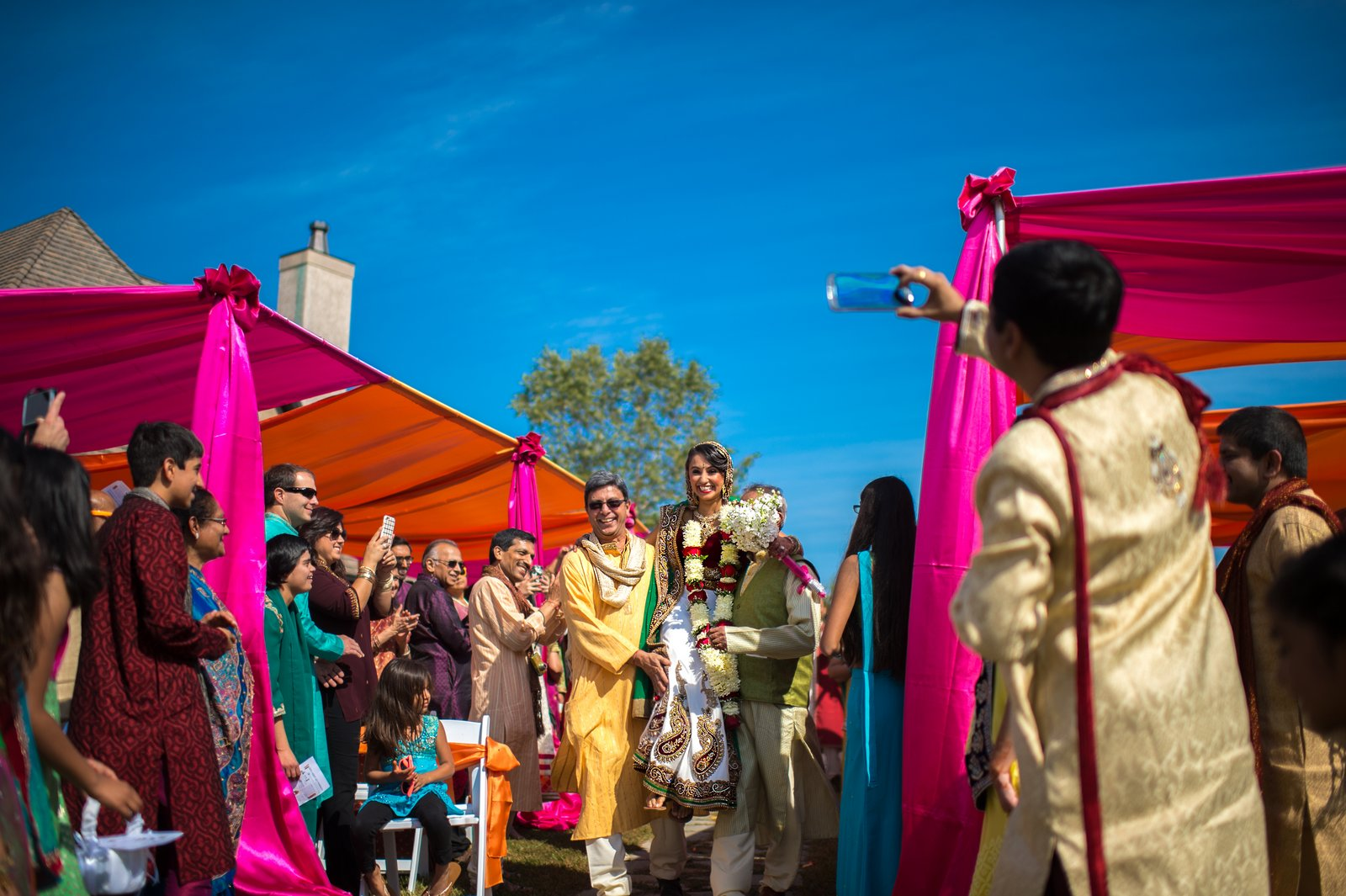 best indian wedding photographers nc