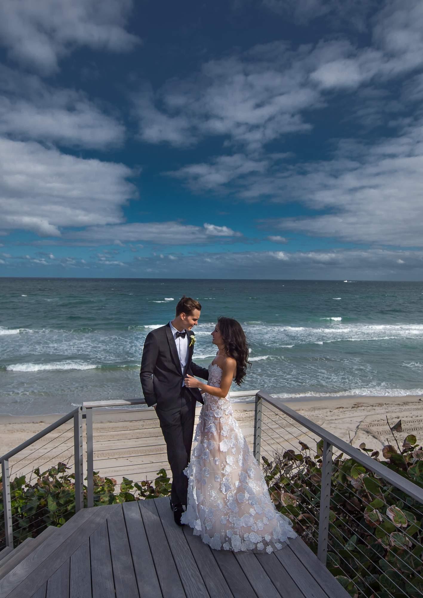 Chelsea Taylor Eau Palm Beach Resort Amp Spa Wedding