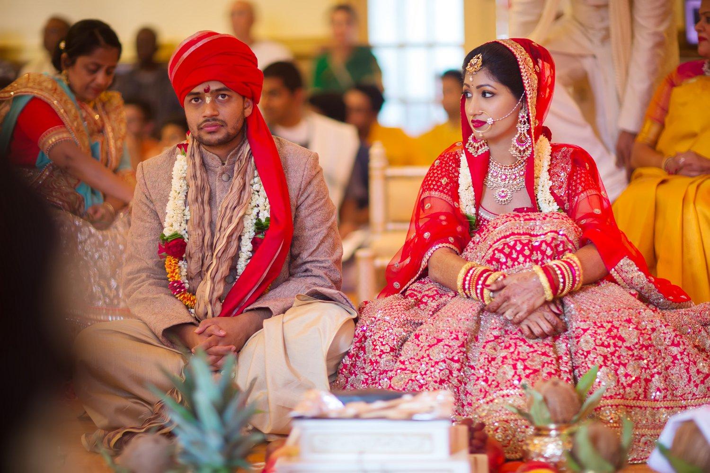 Neha Ankit Hare Krishna Wedding Chicago Miami