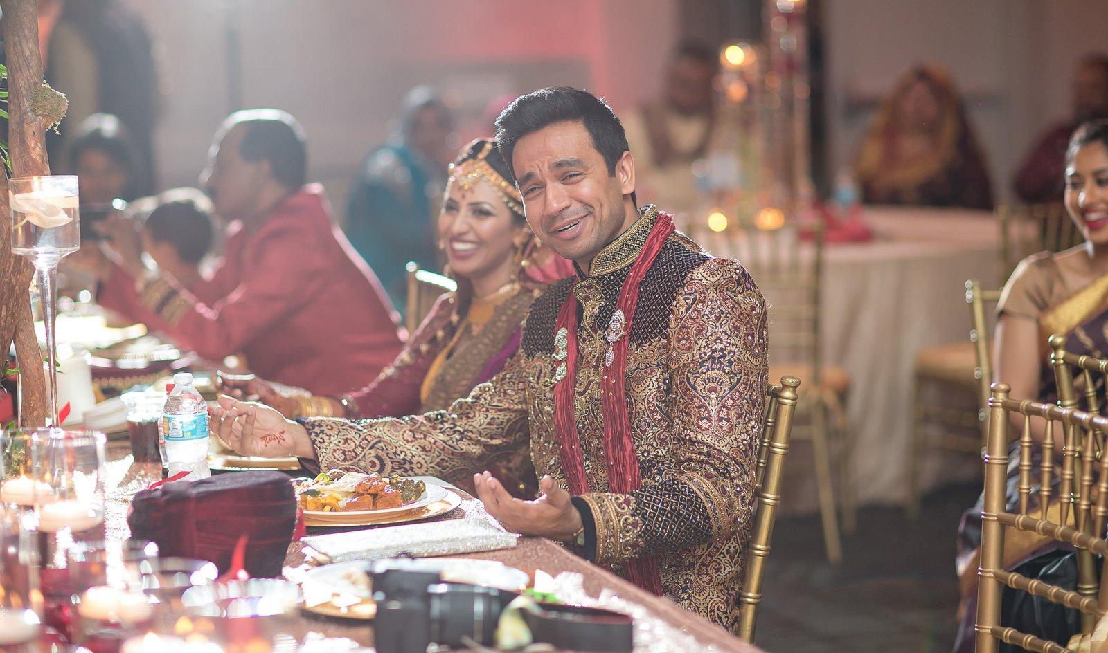 Naheed bashir wedding
