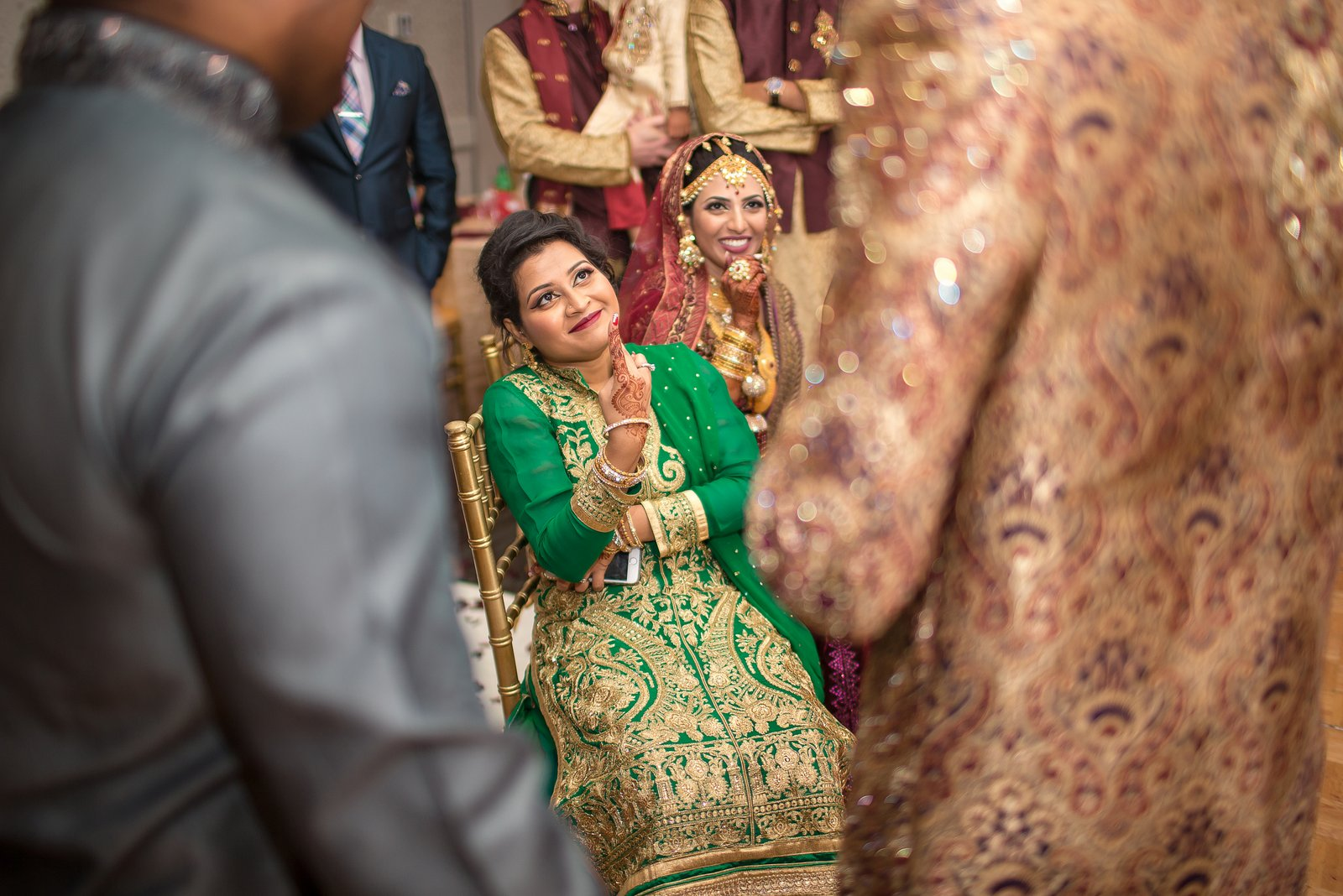 mc bride muslim After all, that's why the bride and groom selected you to be their mc - because you're good in front of a crowd and can likely tell a good story but a wedding is an emotionally-charged and time .