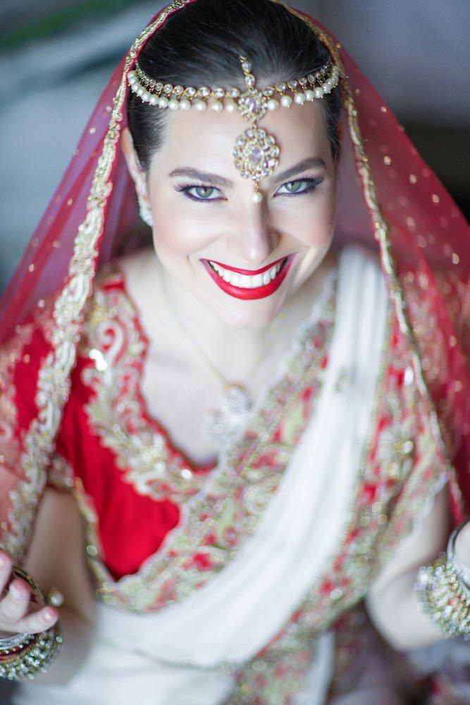 Tarak Valentina Hindu Christian Fusion Wedding Ritz