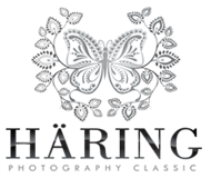 Häring Photography | Otto + Priscilla logo