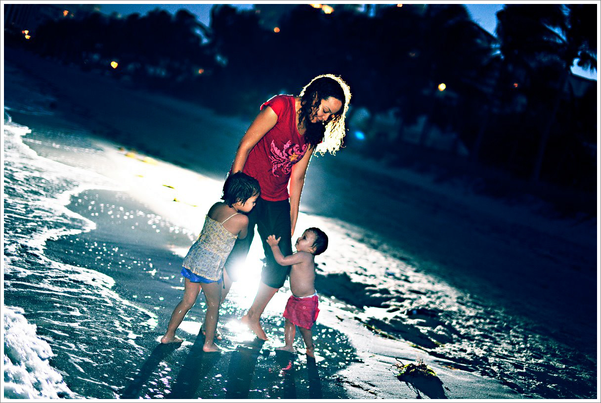 Late Night Beach Pictures, Miami Wedding Photographers | Häring Photography, Indian Wedding Photographer in Florida, Best Muslim, Hindu - South East Asian Wedding Photographers