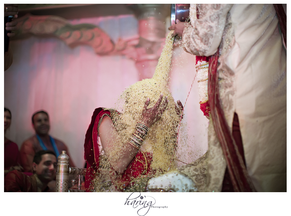 One of my Favorite Indian Wedding Ceremony Pictures – Indian Wedding Photographers, Miami Wedding Photographers | Häring Photography, Indian Wedding Photographer in Florida, Best Muslim, Hindu - South East Asian Wedding Photographers