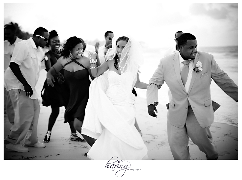 Stolen Moment on the Beach – Punta Cana, Miami Wedding Photographers | Häring Photography, Indian Wedding Photographer in Florida, Best Muslim, Hindu - South East Asian Wedding Photographers