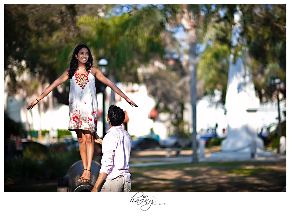 Puja + Pretesh – St Augustine Engagement Photo Session, Miami Wedding Photographers | Häring Photography, Indian Wedding Photographer in Florida, Best Muslim, Hindu - South East Asian Wedding Photographers