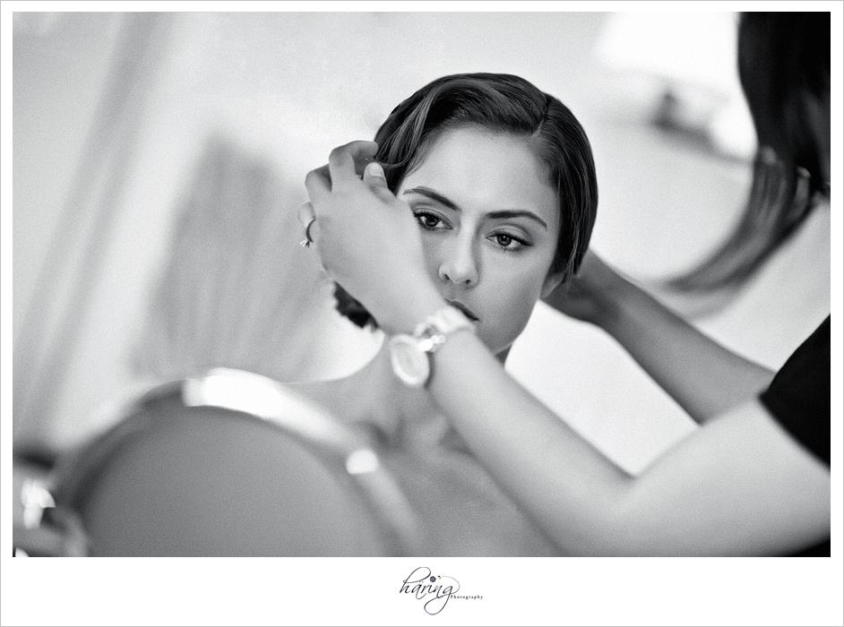 Sarah Getting Ready – Hilton Key Largo Resort, Miami Wedding Photographers   Häring Photography, Indian Wedding Photographer in Florida, Best Muslim, Hindu - South East Asian Wedding Photographers