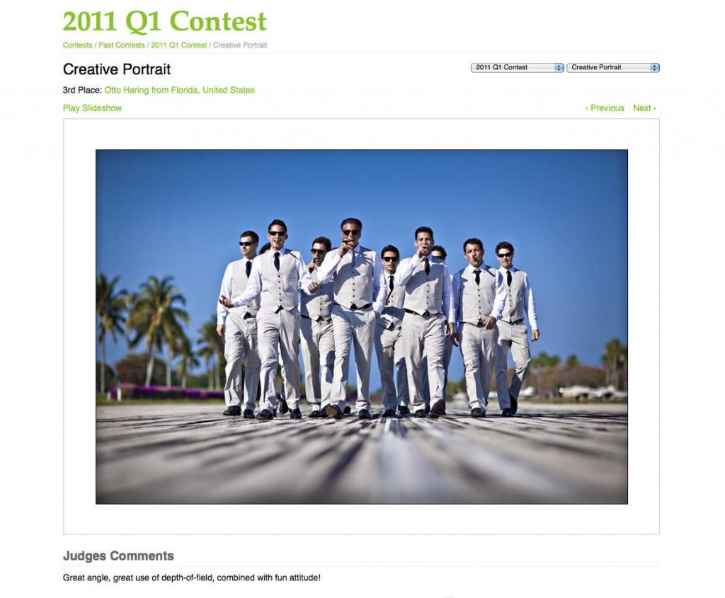 Latest International Award Winning Photograph – 3rd Place, Miami Wedding Photographers | Häring Photography, Indian Wedding Photographer in Florida, Best Muslim, Hindu - South East Asian Wedding Photographers