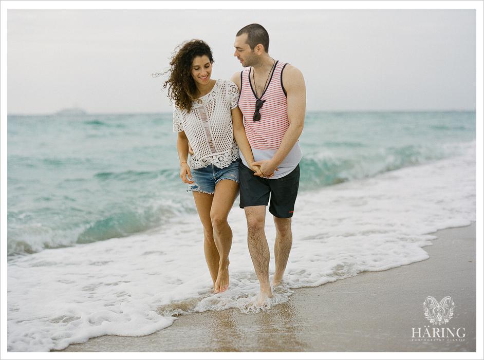 Shir + Josh – Fort Lauderdale Beach Engagement Photos, Miami Wedding Photographers | Häring Photography, Indian Wedding Photographer in Florida, Best Muslim, Hindu - South East Asian Wedding Photographers