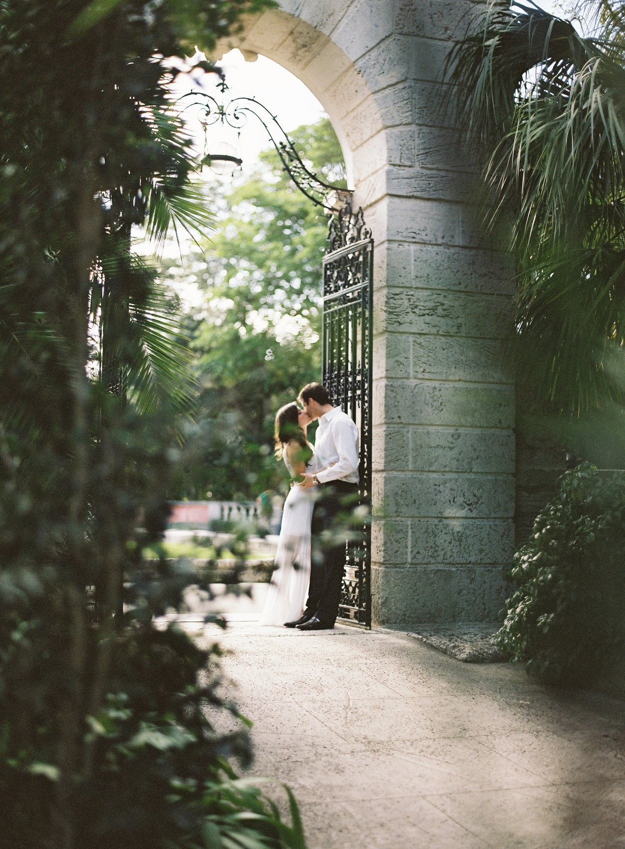 Vintage Classic Engagement Session|Tricia + Greg | Vizcaya Museum & Gardens|, Miami Wedding Photographers | Häring Photography, Indian Wedding Photographer in Florida, Best Muslim, Hindu - South East Asian Wedding Photographers