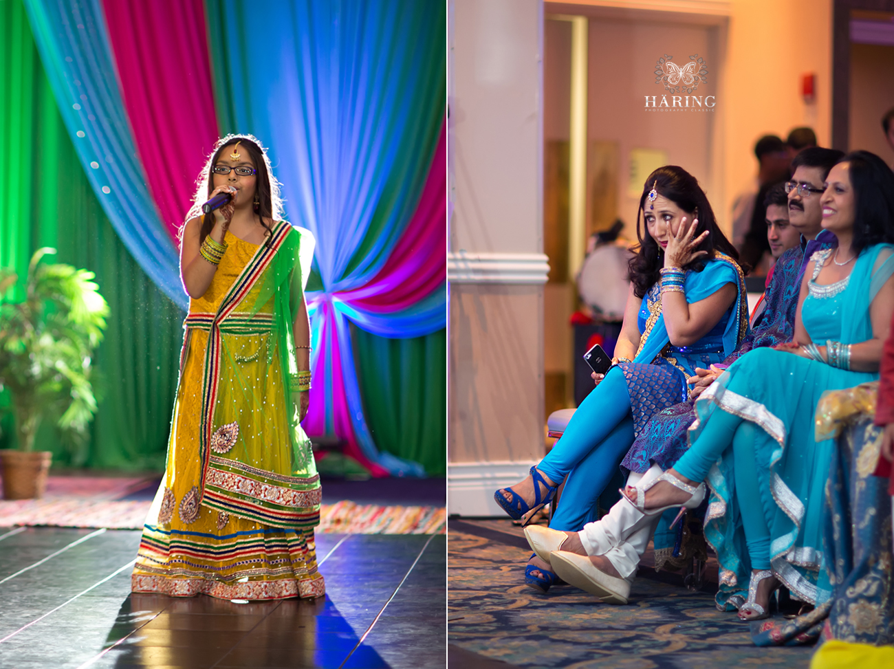 Sangheet | Chicago | Akanksha + Riten, Miami Wedding Photographers | Häring Photography, Indian Wedding Photographer in Florida, Best Muslim, Hindu - South East Asian Wedding Photographers