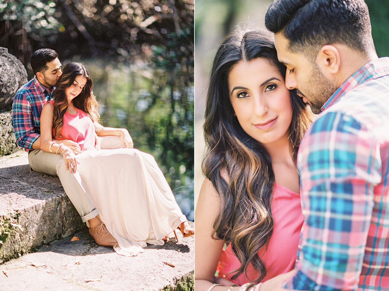 Vizcaya Museum & Gardens | Alisha's Vintage Art Engagement Session | Miami, FL, Miami Wedding Photographers | Häring Photography, Indian Wedding Photographer in Florida, Best Muslim, Hindu - South East Asian Wedding Photographers