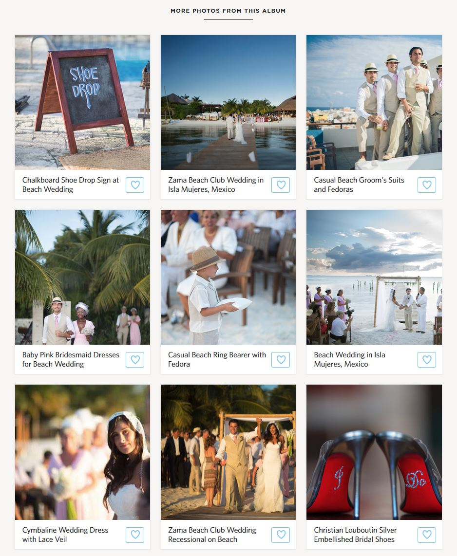 The Knot |A Destination Wedding at Zama Beach Club in Isla Mujeres| Mexico, Miami Wedding Photographers | Häring Photography, Indian Wedding Photographer in Florida, Best Muslim, Hindu - South East Asian Wedding Photographers