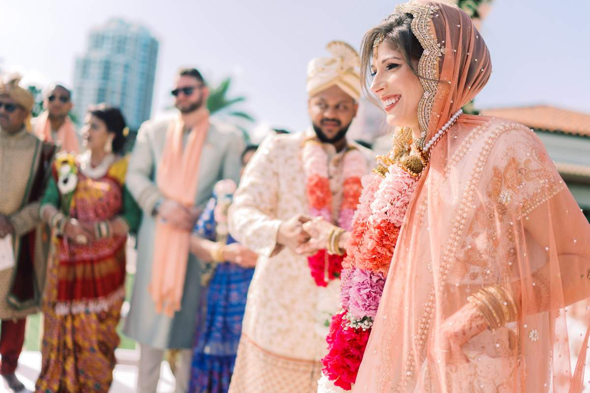Jessica and Khilen | The Vinoy Renaissance St. Petersburg Resort & Golf Club | Table 6 Productions, Miami Wedding Photographers | Häring Photography, Indian Wedding Photographer in Florida, Best Muslim, Hindu - South East Asian Wedding Photographers