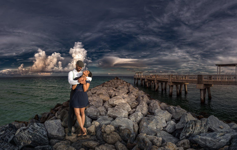Rejoy + Nithya   Engagement Session Sneak Peek, Miami Wedding Photographers   Häring Photography, Indian Wedding Photographer in Florida, Best Muslim, Hindu - South East Asian Wedding Photographers