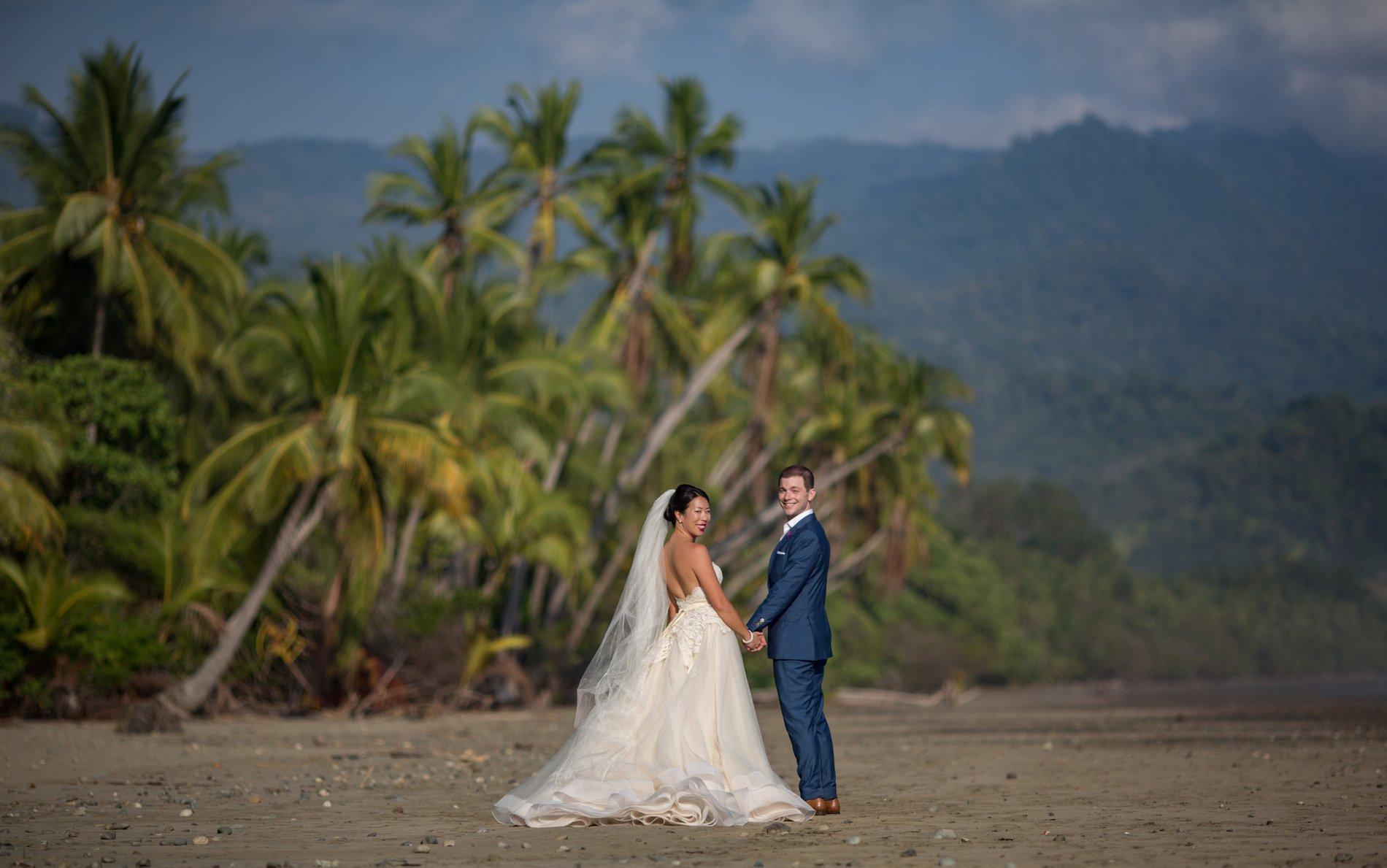 Sneak Peek | Costa Rica, Miami Wedding Photographers | Häring Photography, Indian Wedding Photographer in Florida, Best Muslim, Hindu - South East Asian Wedding Photographers