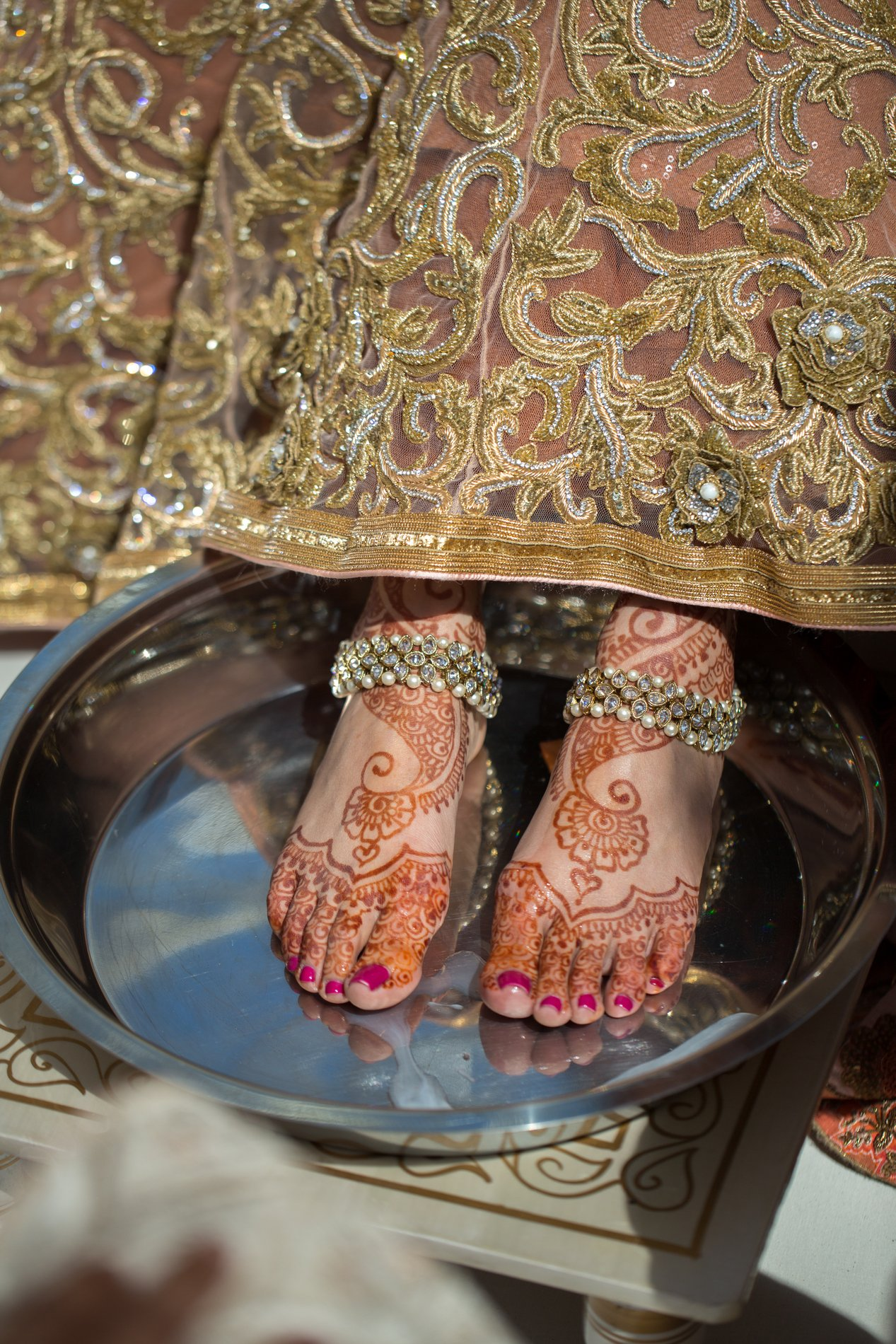 Bridal Mehndi Ideas and Inspiration, Miami Wedding Photographers | Häring Photography, Indian Wedding Photographer in Florida, Best Muslim, Hindu - South East Asian Wedding Photographers