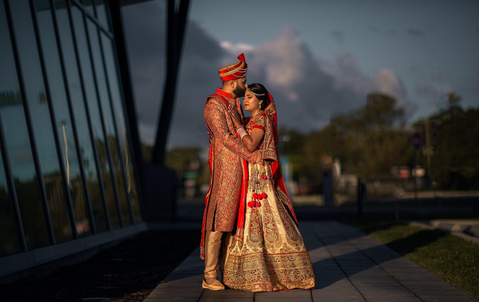 Ankoor Binna Miami Wedding Photographers H 228 Ring Photography Indian Wedding Photographer