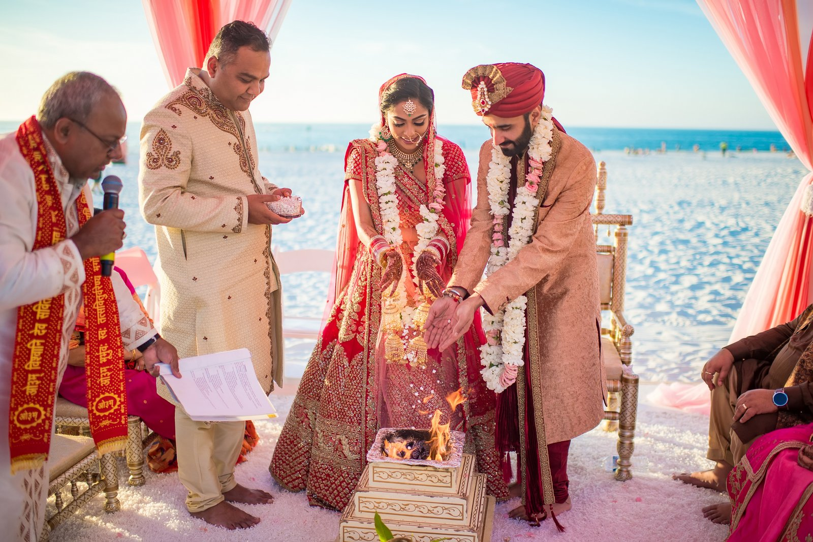 Janki + Sahil Clearwater Indian Wedding Sneak Peek, Miami Wedding Photographers | Häring Photography, Indian Wedding Photographer in Florida, Best Muslim, Hindu - South East Asian Wedding Photographers