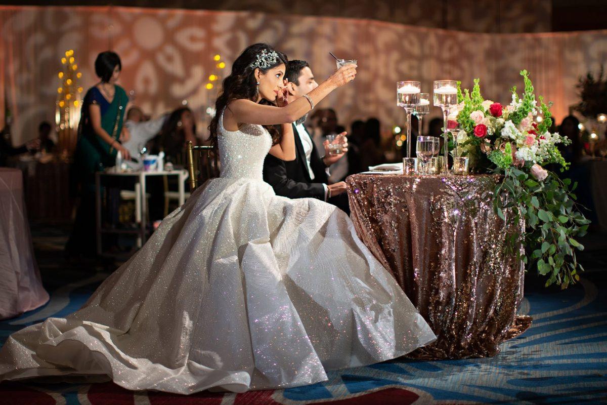 Zoroastrian and Hindu Indian Fusion Wedding at Hilton Orlando | Natasha and Neil, Miami Wedding Photographers | Häring Photography, Indian Wedding Photographer in Florida, Best Muslim, Hindu - South East Asian Wedding Photographers