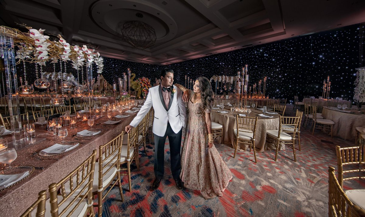 Must-Have Images for Wedding Reception – Wedding Photography Tips for Wedding Reception Details, Miami Wedding Photographers | Häring Photography, Indian Wedding Photographer in Florida, Best Muslim, Hindu - South East Asian Wedding Photographers