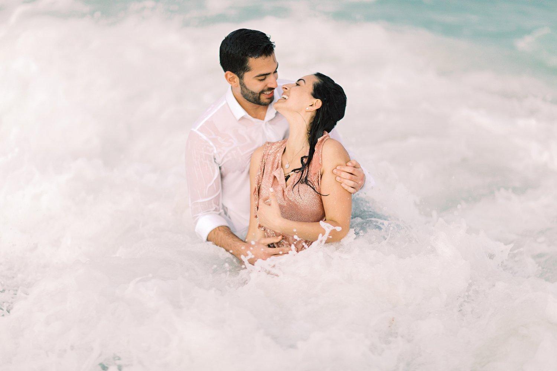 jewish engagement photo inspiration
